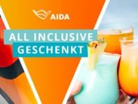 AIDA Cruises Kreuzfahrt  Abverkauf von Sonderangeboten