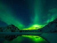 Winter im hohen Norden Nordlichter AIDA Norwegen Reise