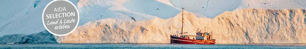 AIDA Selection Island & Grönland, Nordische Inseln