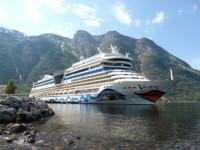 AIDA Norwegen 10/11 Tage Fjorde
