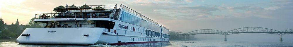 A-ROSA Kurzreisen<br/> auf der Donau