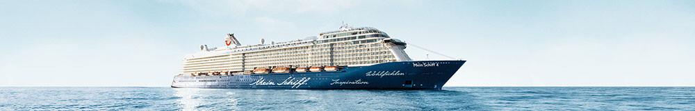 Wochenendangebot<br/> Mein Schiff von TUI Cruises