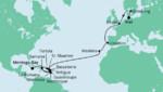Von Kiel nach Jamaika