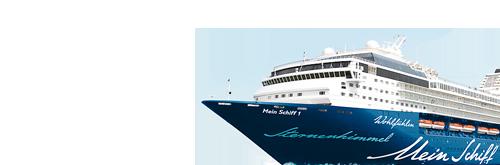 Reisen mit MeinSchiff